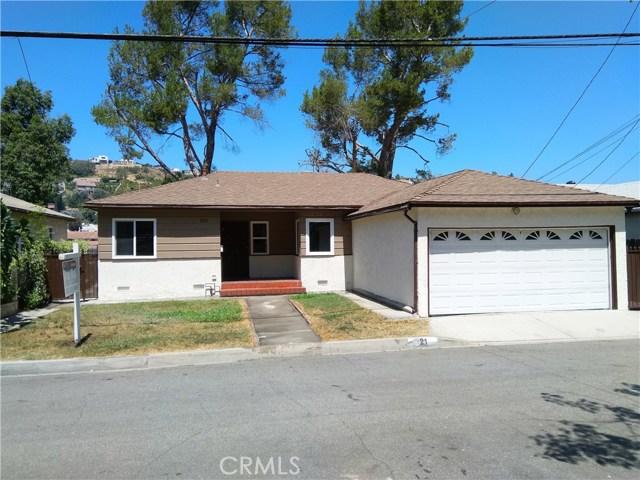 921 Mira Valle Street, Monterey Park, CA 91755