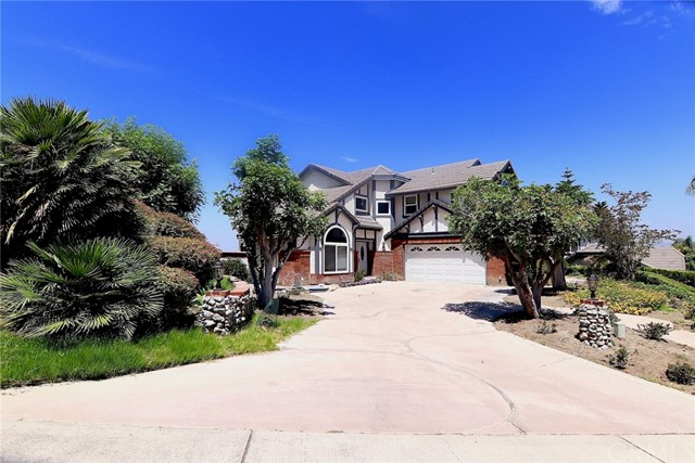 One of Cul de Sac Anaheim Hills Homes for Sale at 5041 E Chalice Lane