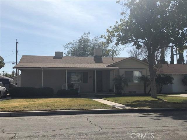 161 W Rosewood Street, Rialto, CA 92376