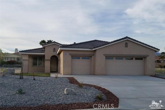9711 Capiland Drive, Desert Hot Springs, CA 92240
