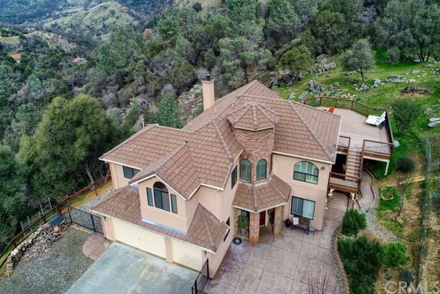 46945 Lookout Mountain Drive, Coarsegold, CA 93614