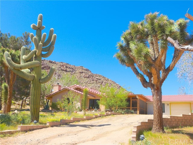 62638 Rocky Ridge Road, Joshua Tree, CA 92252