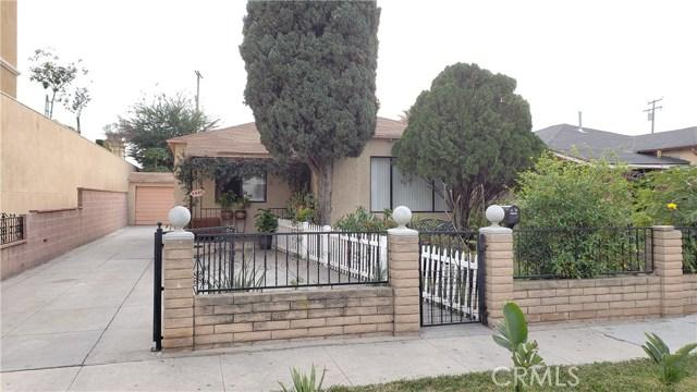 4448 E 56th Street, Maywood, CA 90270