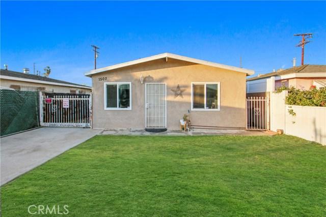 1507 W 151st St, Compton, CA 90220