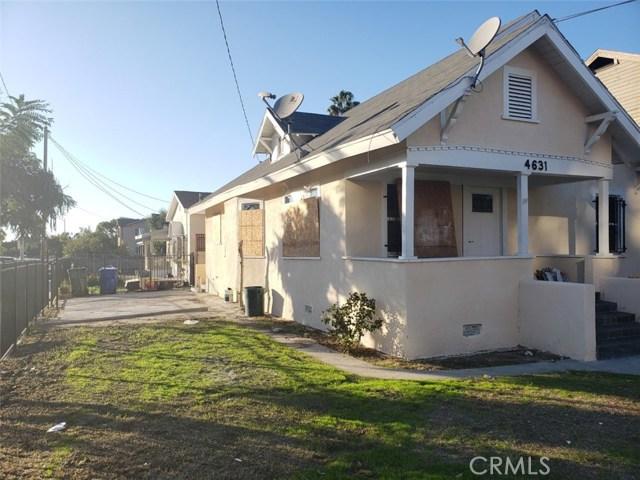 4631 Wesley Avenue, Los Angeles, CA 90037