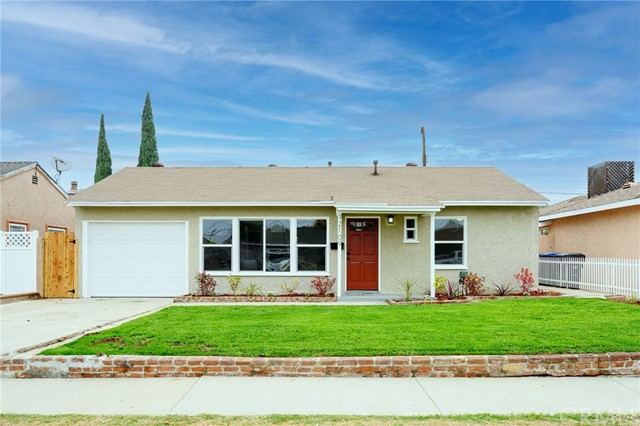 12109 Kenney Street, Norwalk, California 90650, 2 Bedrooms Bedrooms, ,1 BathroomBathrooms,Single Family Residence,For Sale,Kenney,DW20221744