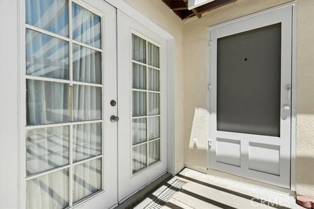 Back House--Front Entrance