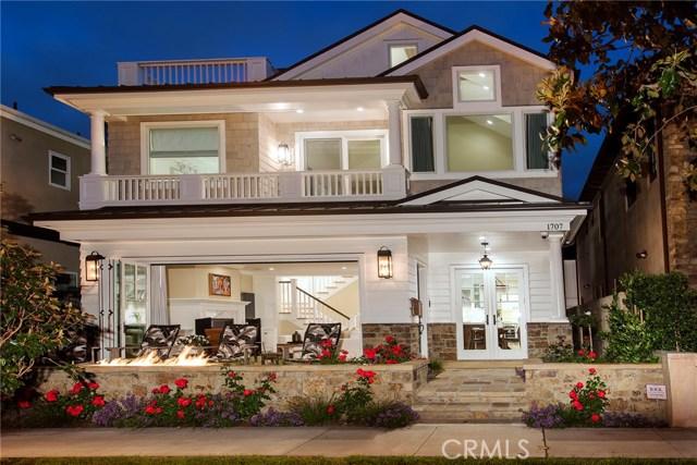 1707 Plaza Del Sur, Newport Beach, CA 92661