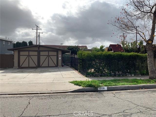 2178 W Falmouth Avenue, Anaheim, CA 92801