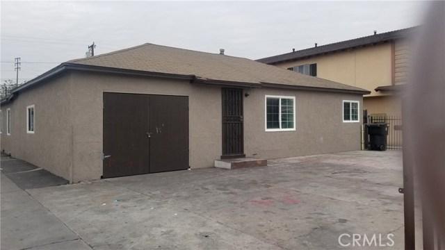 4540 E 53rd Street, Maywood, CA 90270
