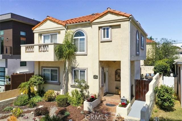 202 Juanita Avenue A, Redondo Beach, California 90277, 4 Bedrooms Bedrooms, ,3 BathroomsBathrooms,For Sale,Juanita,SB20150379
