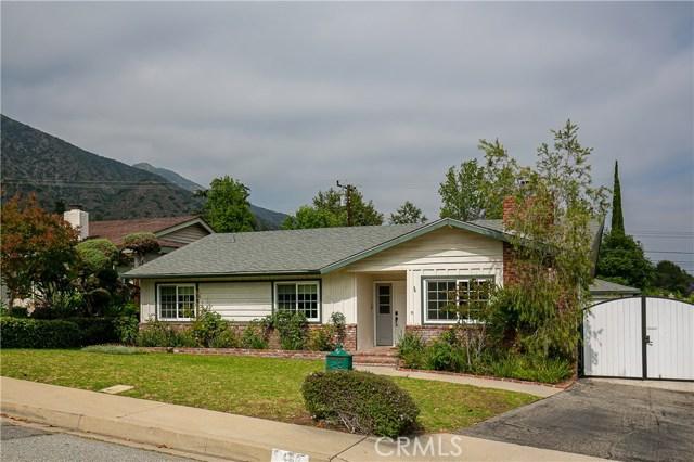 460 Sierra Keys Drive, Sierra Madre, CA 91024