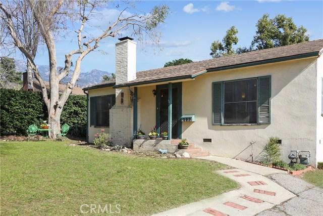 2732 Callecita Drive, Altadena, CA 91001