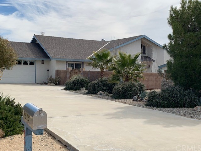 7815 Sunset Road, Joshua Tree, CA 92252