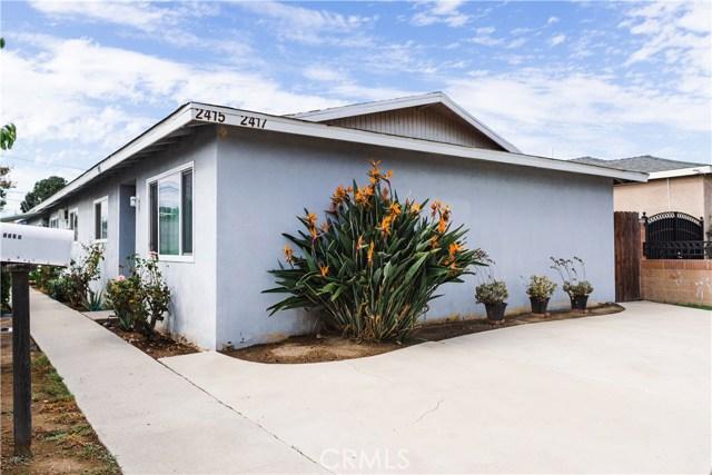 2415 Seabright, Long Beach, CA 90810 Photo