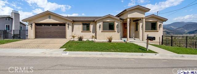9327 Hillrose Street, Shadow Hills, CA 91040