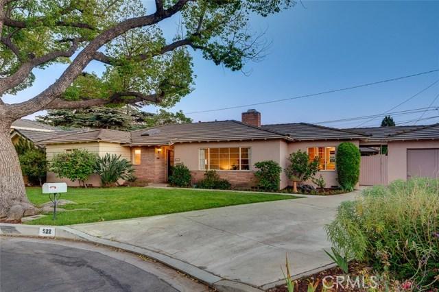 522 Peachtree Lane, Arcadia, CA 91006