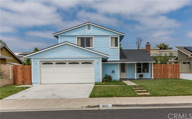 9411  Castlegate Drive, Huntington Beach, California