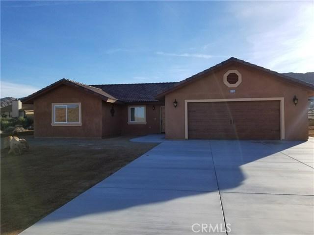 61755 Navajo, Joshua Tree, CA 92252