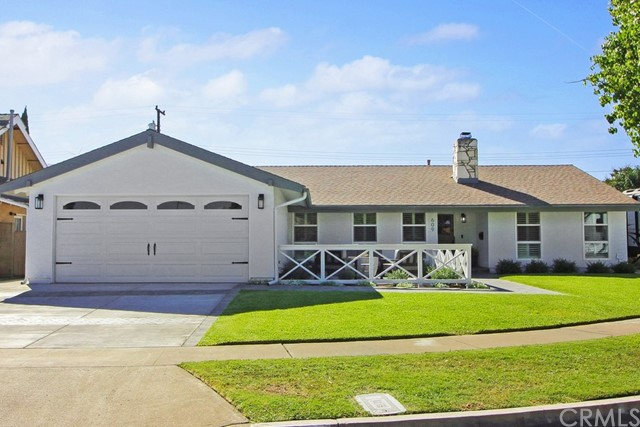 609 S Marjan Street, Anaheim, CA 92806