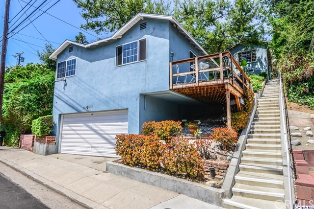 2107 Apex Avenue, Silver Lake, CA 90039