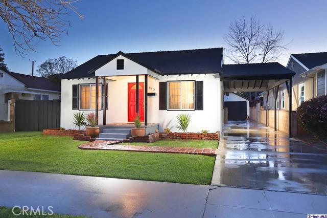 643 N Florence Street, Burbank, CA 91505