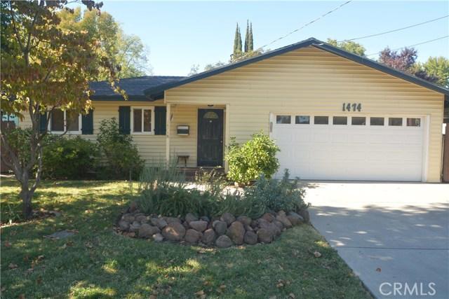 1474 Hawthorne Avenue, Chico, CA 95926