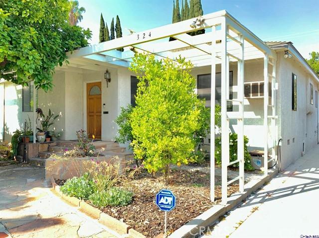 324 N Beachwood Drive, Burbank, CA 91506