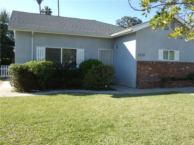 5739 Redman Avenue, Whittier, CA 90606