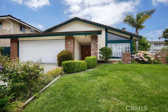 20003 Mildred Avenue, Torrance, CA 90503