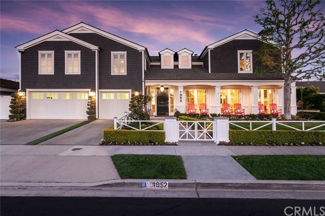 1952 Windward Lane | Baycrest North (BCNO) | Newport Beach CA