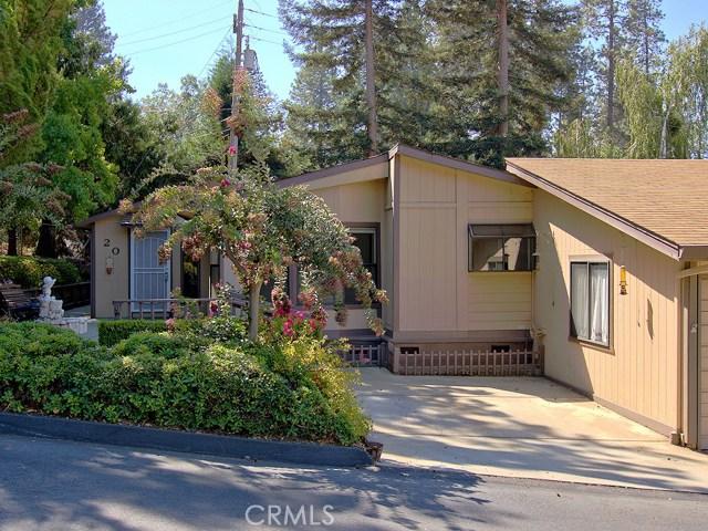5427 Edgewood Lane 20, Paradise, CA 95969