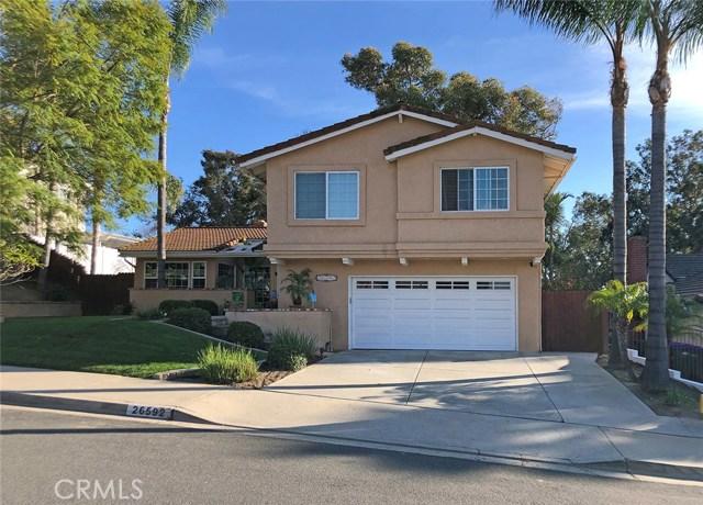 26592 Aracena Drive, Mission Viejo, CA 92691