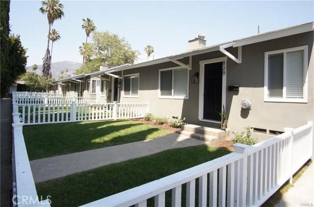 827 E Washington Boulevard, Pasadena, CA 91104