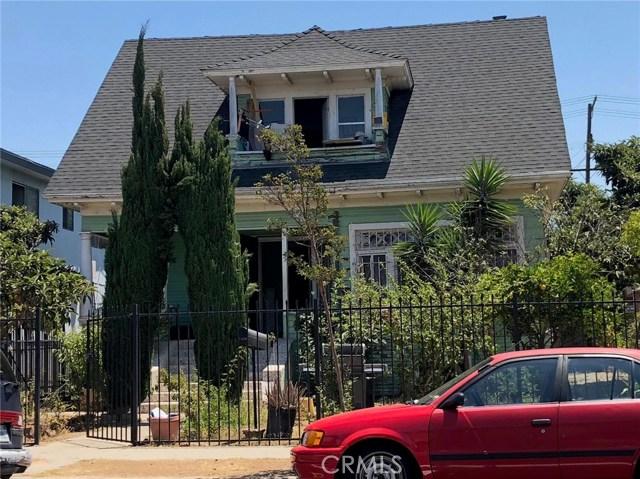 2640 S La Salle Avenue, Los Angeles, CA 90018