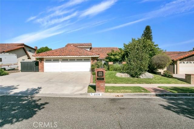 2936 Ivory Avenue, Simi Valley, CA 93063