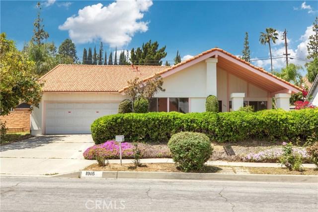 1915 Paso Verde Drive, Hacienda Heights, CA 91745