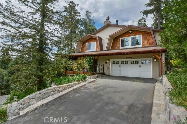 26509 Lake Forest Drive, Twin Peaks, CA 92391