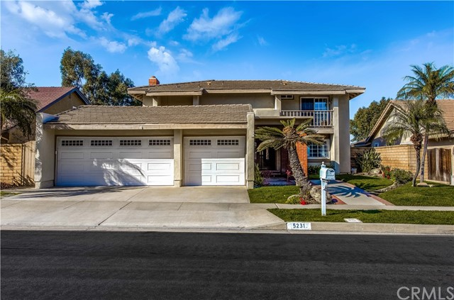 5231 E Honeywood Lane, Anaheim Hills, California