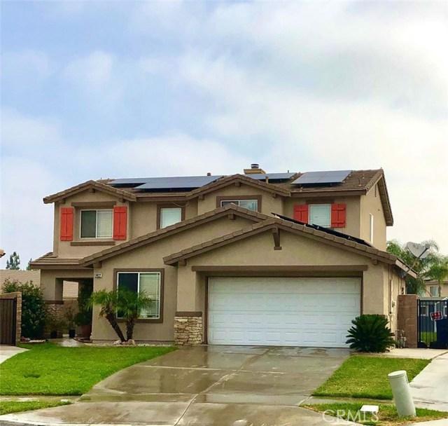 17422 Birchtree Street, Fontana, CA 92337
