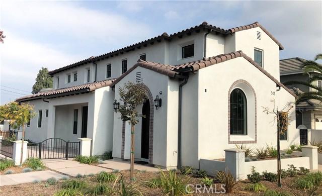 501 E Camino Real Avenue, Arcadia, CA 91006