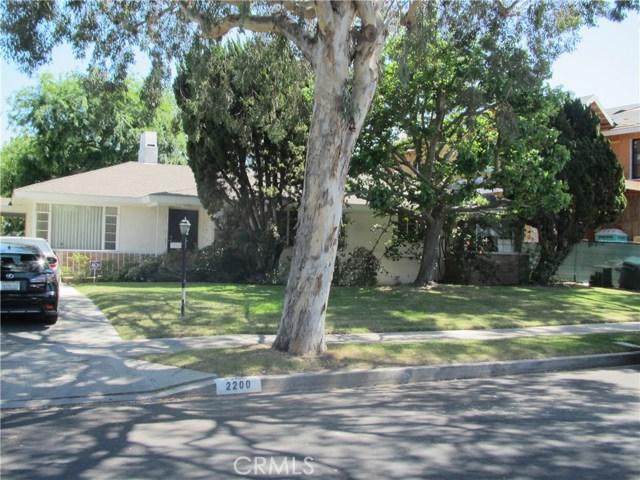 2200 Duxbury Circle, Los Angeles, CA 90034