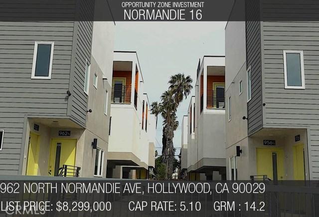 962 N Normandie Avenue, Hollywood, CA 90029