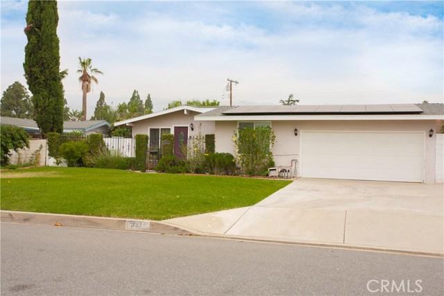 933 E Woodland Lane, Glendora, CA 91741