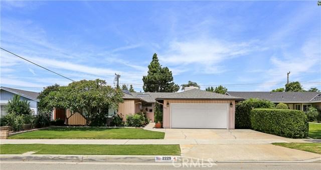 2229 E Hoover, Orange, CA 92867