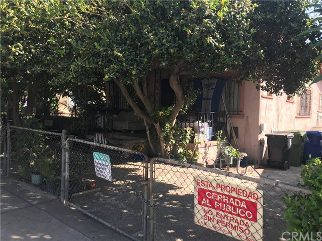 3134 Fairmount Street, Los Angeles, CA 90063