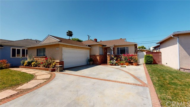 15931 Chanera, Gardena, Los Angeles, California, United States 90249, 3 Bedrooms Bedrooms, ,2 BathroomsBathrooms,Single family residence,For Sale,Chanera,SB21066482