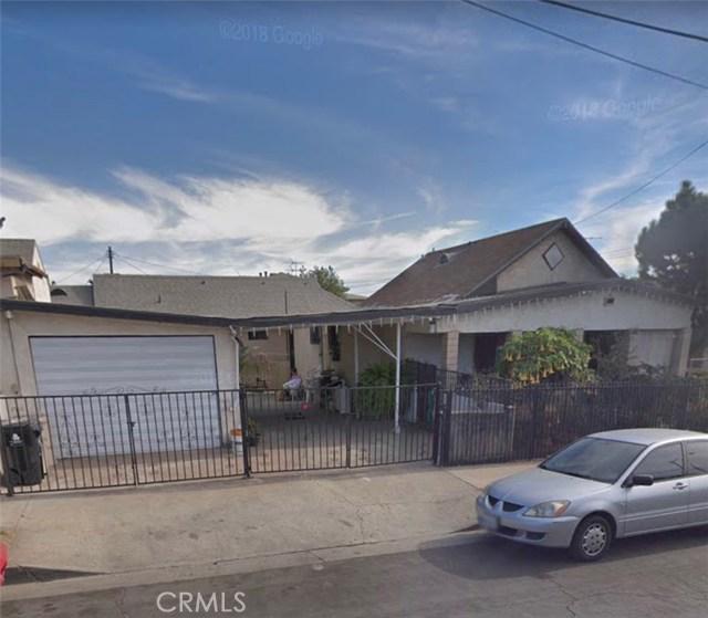 1012 Spence, Los Angeles, CA 90023