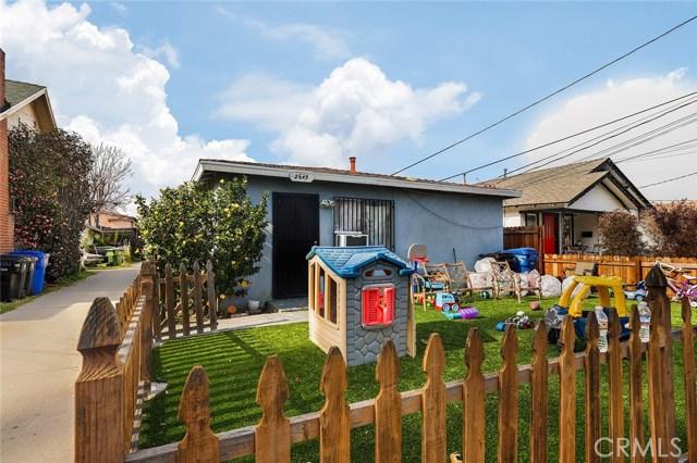 2643 Pirtle Street, Los Angeles, CA 90039