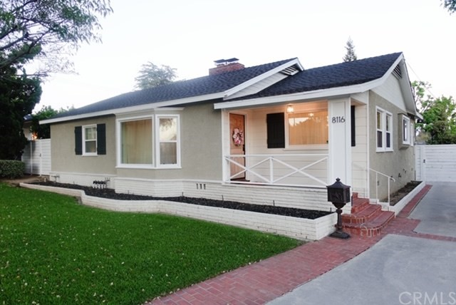 8116 California Avenue, Whittier, CA 90602
